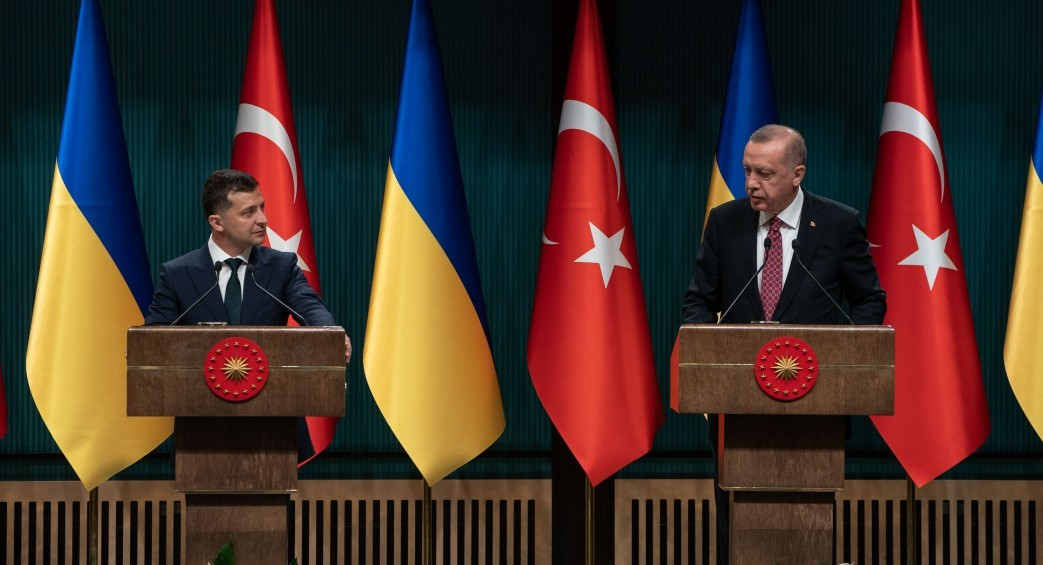 Ukraine and Turkey discuss an opportunity to implement free trade