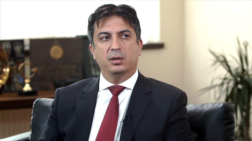 Türkiye'nin Kiev Büyükelçisi Yağmur Ahmet Güldere  AA muhabirine açıklamalarda bulundu.