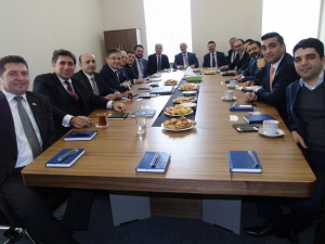 15/02/2016 Meeting of Turkish Businessmen