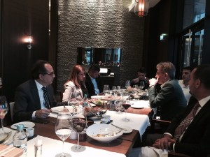 05.06.2015 Lunch with Altinbas Holding