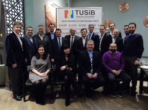 On the 15 of February TUSIB 2017 member's dinner was held.